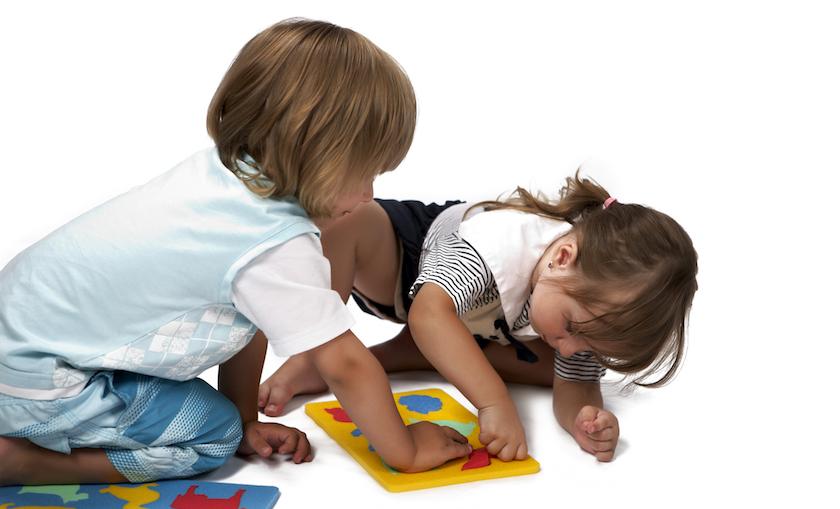 Co mají společného pěnové a didaktické hračky?
